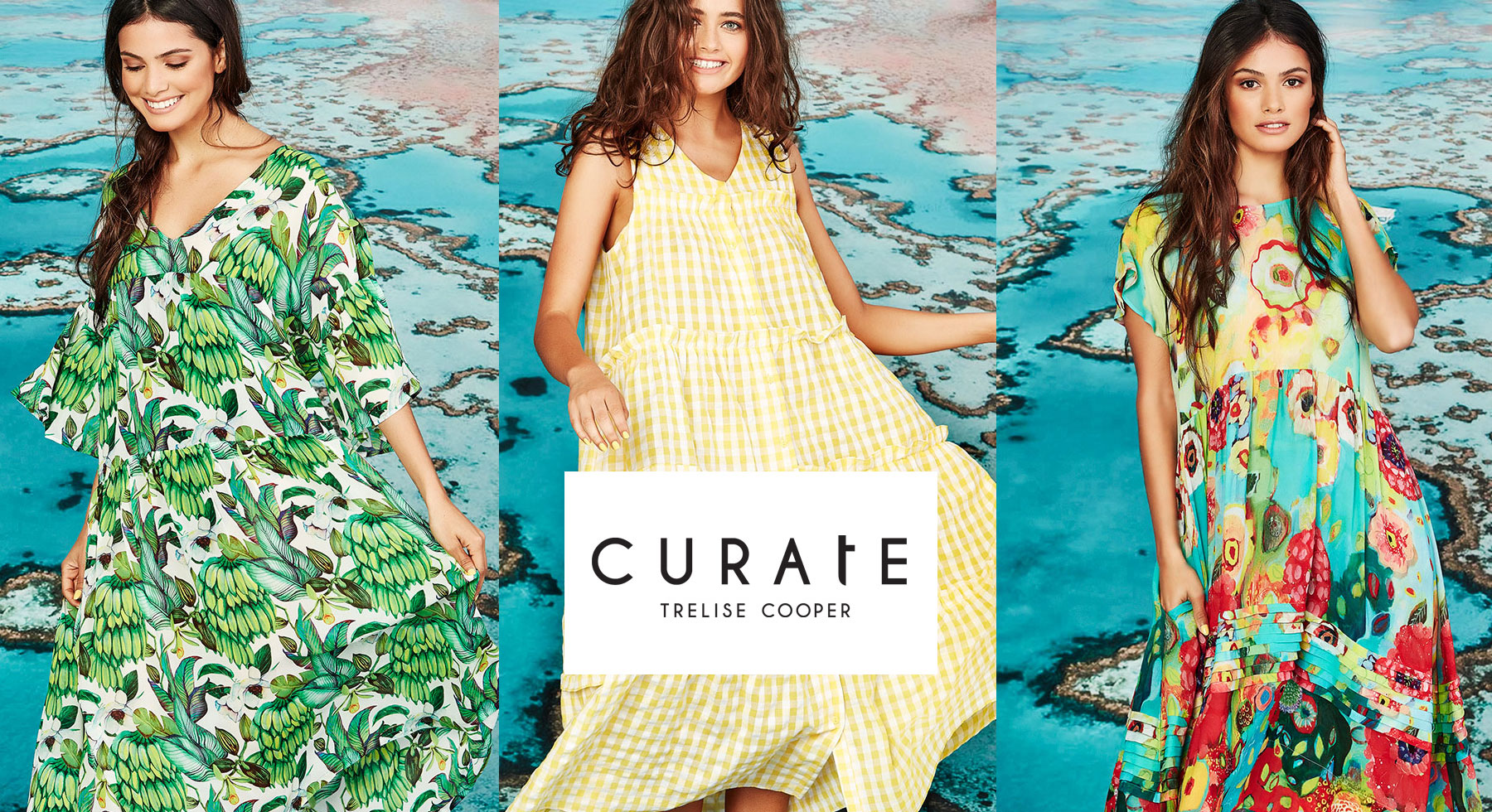 Curate by Trelise Cooper Auckland stockists Frontline Designer Clothing