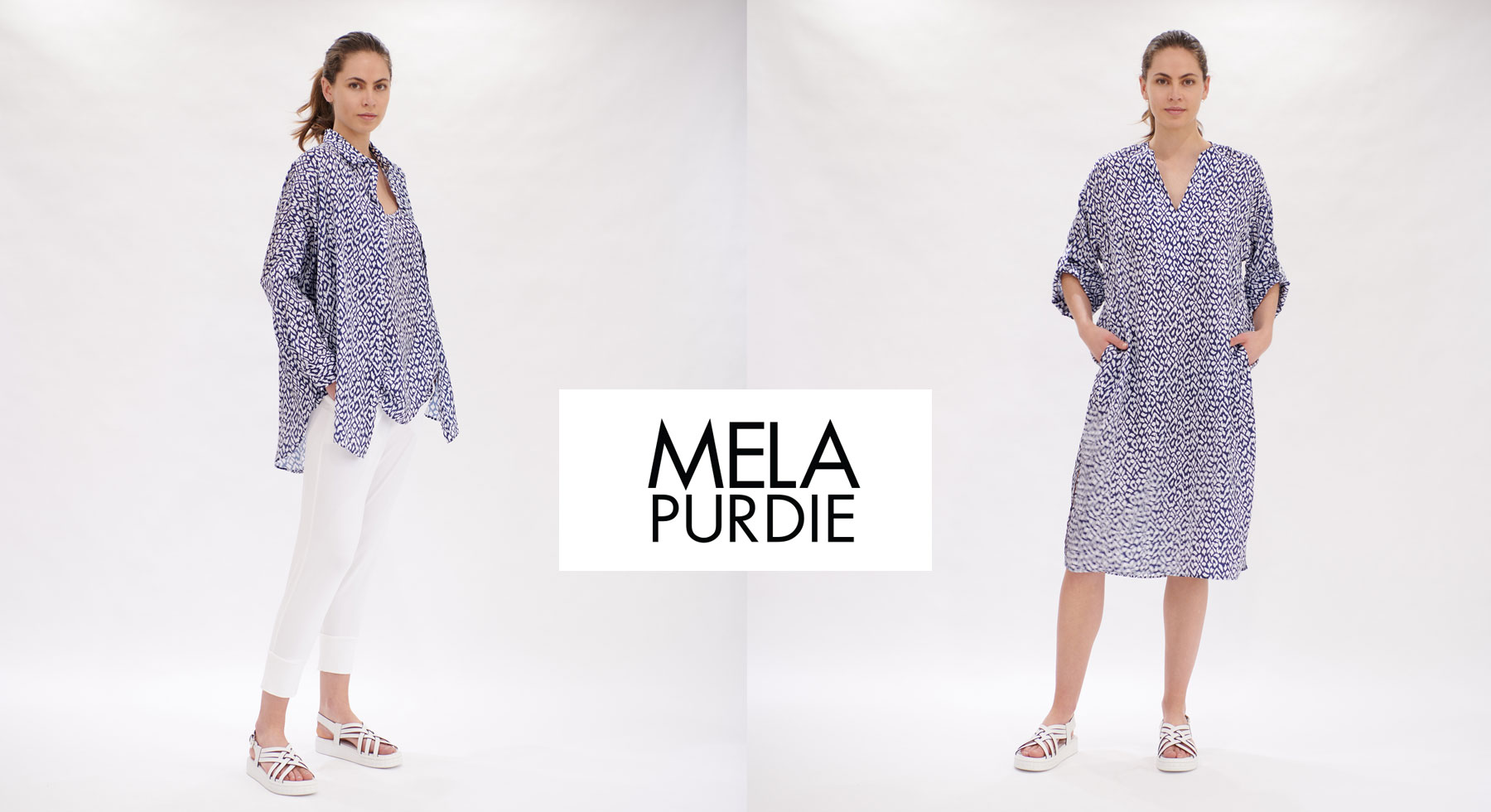 Mela Purdie SS20 stockists auckland frontline designer clothes