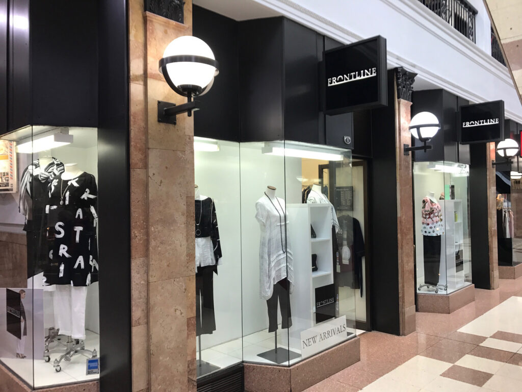 Designer Clothes Shops | Contact Us Frontline Designer Clothes And Accessories