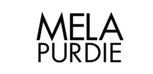mela purdie logo